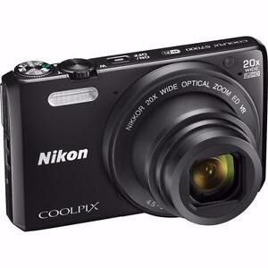 Nicon CoolPix, Various Models, in A Grade Condition, Comes with Case, Battery Charger