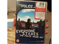 The Police: Everyone Stares - The Police Inside Out [DVD] [2006] Region 0