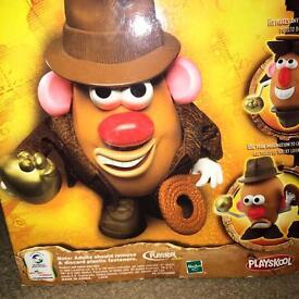 Indiana Jones Mr Potato Head