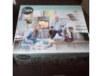 Sizzix A4 Essentials kit for shape-cutting And Embossing Worth £120 NEW MY PRICE £80
