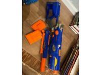 Nerf rifle