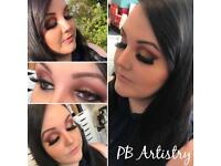 Bradford based make-up artist available for bookings now.