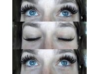 Mobile Eyelash Extensions Technician in Falmouth and Surrounding Areas