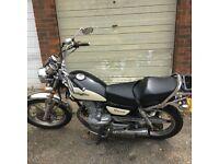 Lexmoto vixen 125cc £400ono