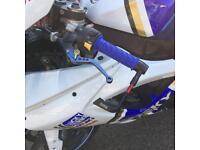 Gsxr 600 track bike