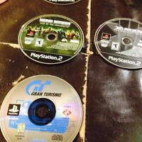 PS2 games