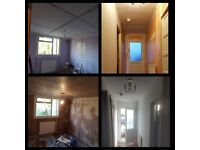 Painter Decorater, Venetian Marble Polish Plaster, Solid Plastering