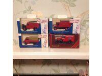 Lledo/matchbox Royal Mail Collectable Vans