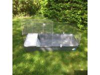 RABBIT/GUINEA PIG Large indoor cage
