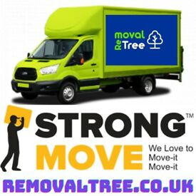 24/7 SHORT NOTICE HOUSE FLAT HOME MOVERS NATIONWIDE MOVING COMPANY MAN AND VAN HIRE DELIVERY