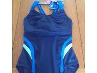 "NEW ZOGGS WOMANS BRISBANE swimsuit 38""/14"