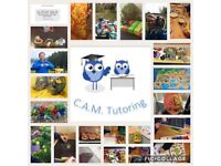 CAM Tutoring- SEN Tutor, Advocate, & Support Worker (SEND, SEMH & BESD) Sibling and family work.