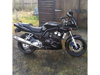 YAMAHA FZ6 FAZER 5000 MILES FOR THE COLLECTOR