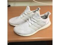 Adidas Ultra Boost Triple White 3.0 SIZE 10