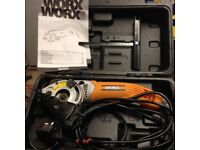 WORX WX424 handycut circular saw new used once