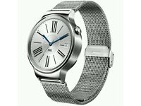 Huawei W1 Smart Watch Stainless steel Mesh Band