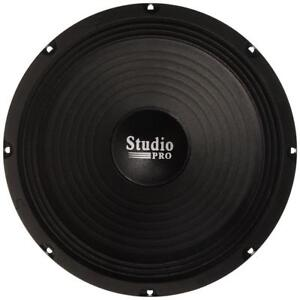 New Pyramid WH10 10-Inch 300 Watt High Power Paper Cone 8 Ohm Subwoofer (Discontinued by Manufacturer)