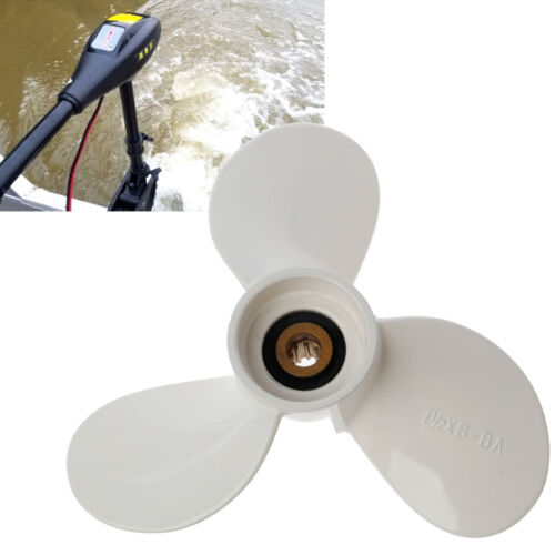 7 1/2x8 BA Marine Boat Engine Prop Propeller For Yamaha Outboard 4hp 5hp Engine