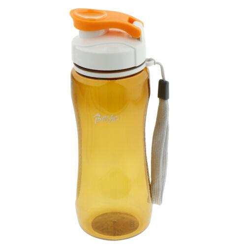 Sports Water Bottle BPA Free Plastic Running Bike Drinks for