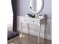 Narrow Desk / Makeup Table