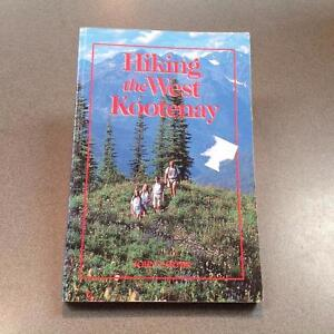 Used Book - Hiking the West Kootenay (sku: CESX78)