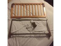 Baby Dan bed guard rail