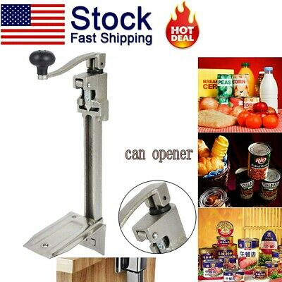 11large Commercial Catering Kitchen Heavy Duty Bench Table Clamp Tin Can Opener