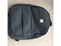 Jack Wills Backpack, grey
