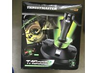 Thrustmaster (easy ladies) T16000 gaming joystick. £25 o.n.o.