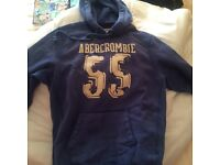 Used Abercrombie and Finch hoodie