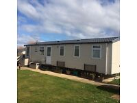 TO LET - 3 Bedroom Caravan (sleeps 6) on Seton Sands Holiday Village, near Edinburgh