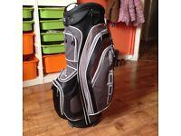 Cobra golf cart bag.