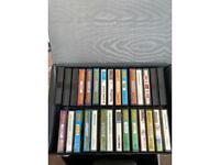 29 Cassette games from program power and acorn