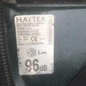 Hayter Harrier 41 E/S Variable Speed