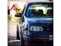 Volkswagen mk4 Golf V6 4motion