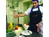 Chef & Waitres Italian Restaurant