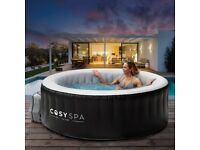 Lay-Z-Spa inflatable Hot Tub Brand New Sealed CosySpa