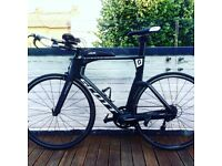 Scott Plasma 20 Triathlon / Ironman / TT Bike - 54cm (Medium / Large)