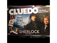 Cluedo BBC Sherlock Edition