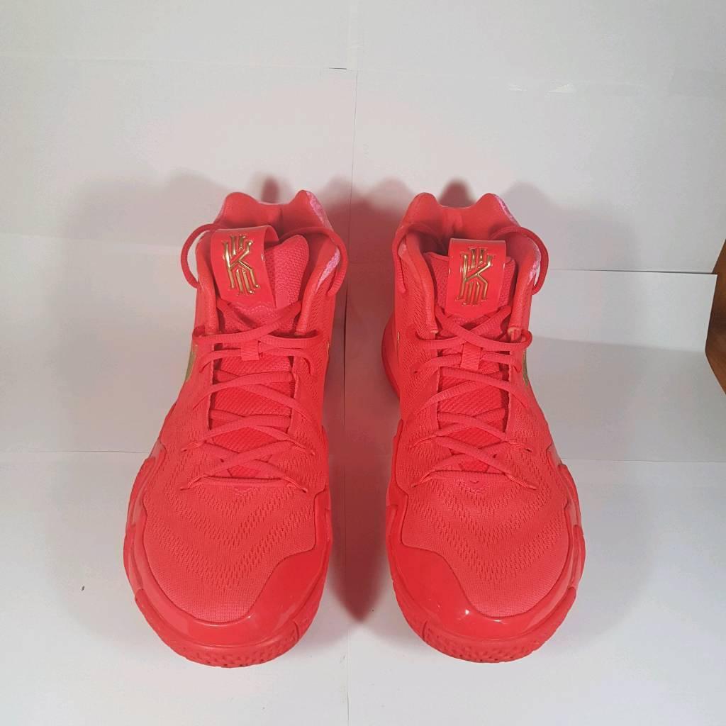 2ab593e55205 Size 11 Nike Kyrie 4 Red Carpet