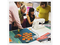 Sewing Class in Ferndown Dorset - Beginners Patchwork Crash Course