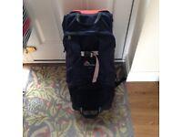 Macpac possum back pack carrier