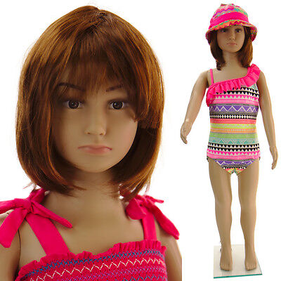 Girl Boy Mannequinstand Abt 4yrs Old Full Body Display Child Mannequin-cb1