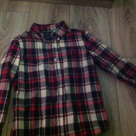 Ralph Lauren shirt Age 6.