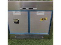 Zanussi cooker hood ZHC 60136X