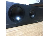 Bush Soundbar, 100W Very Loud Home Cinema