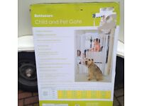 BETTACARE EXTRA TALL PET/BABY GATE