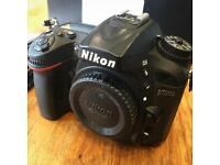 Nikon D7200 and battery grip