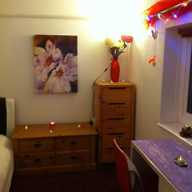 Beautuful double room in family home,bills included, near centre and university