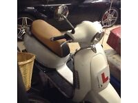 Lexmoto Vienna, 125cc